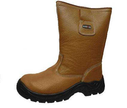 Lined Rigger Boot, image