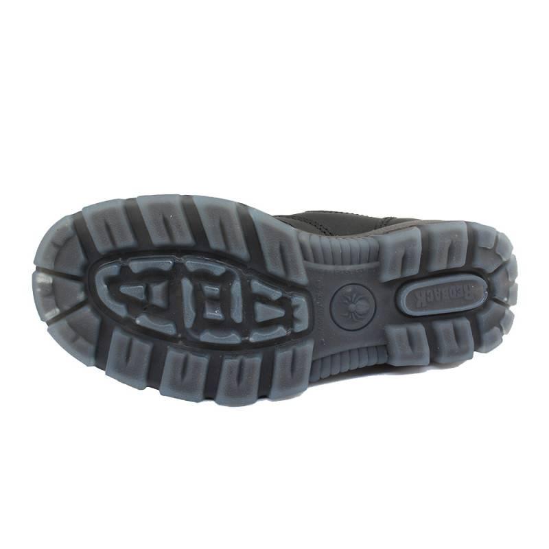 Redback Bobcat Non-Safety Boots UBBK (Black), image