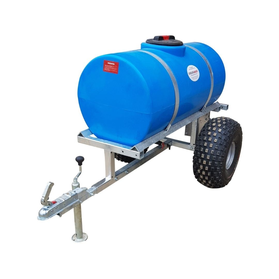 400l Site Tow Water Bowser, image