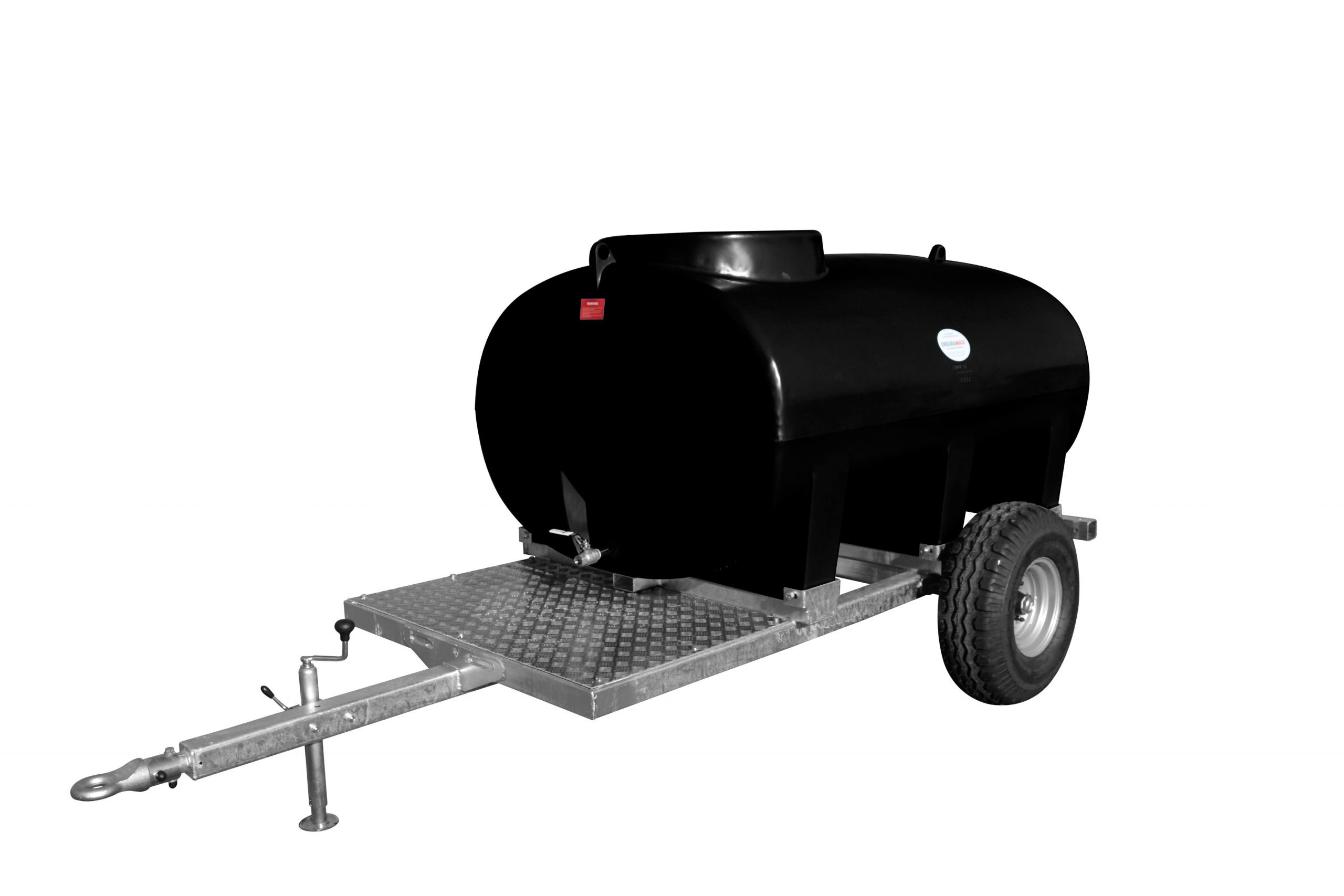 1200l Site Tow Water Bowser, image