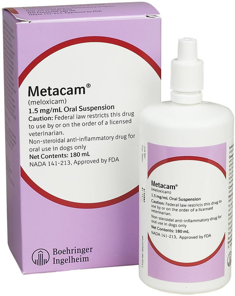 METACAM ORAL 100ml for dogs, image