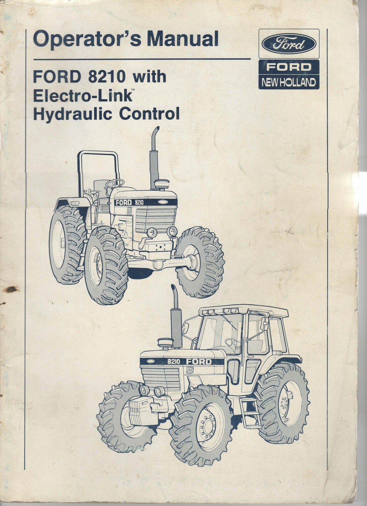 Ford 600 Tractor Controls Www Topsimages Com 8210 Ford Tractor Ford 8210 Parts  Diagram