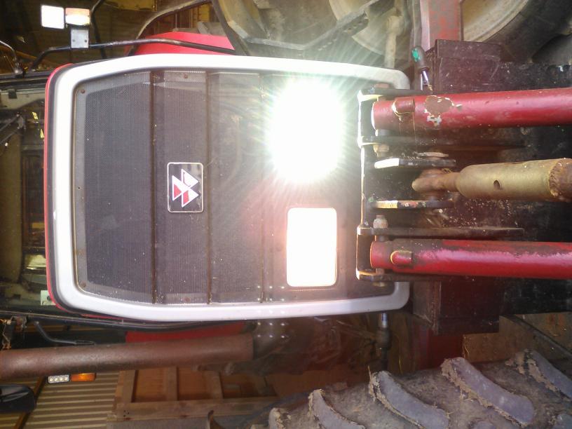 Farm Equipment Headlights : Tractor telehandler led headlight