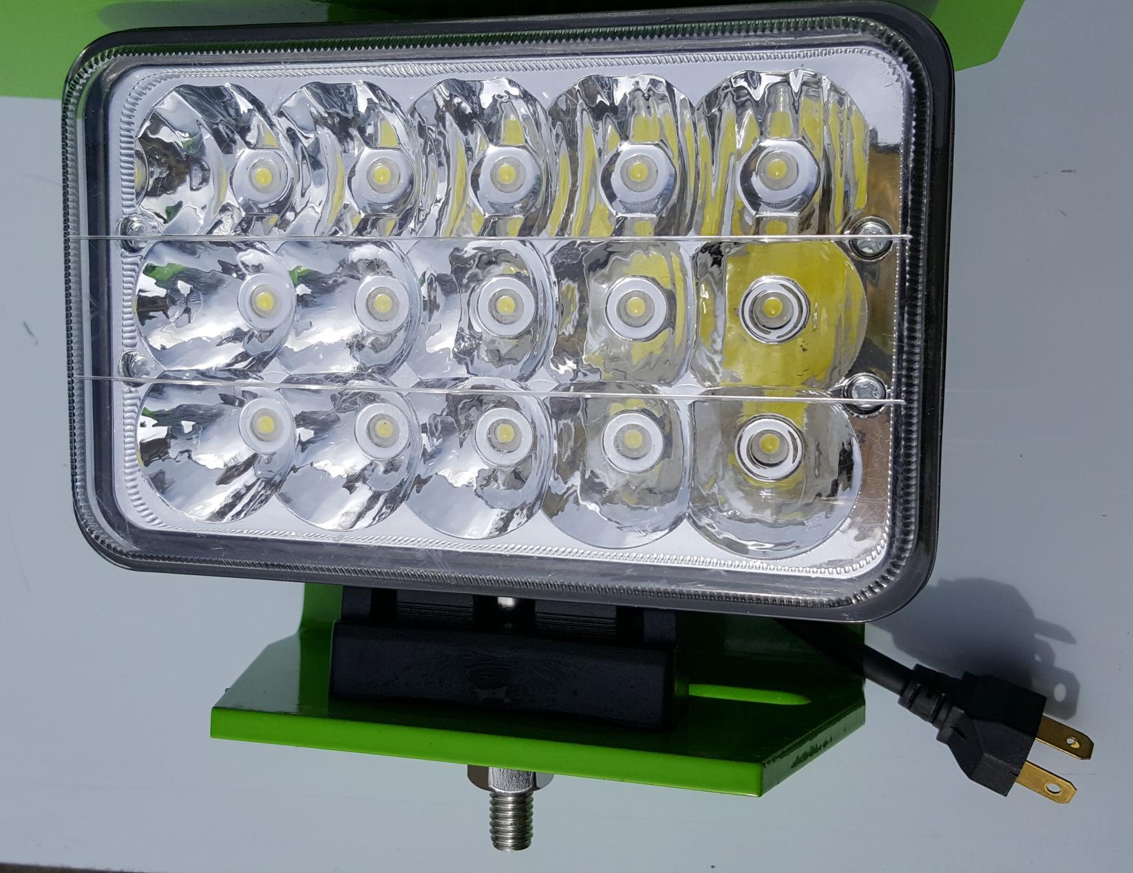 Deco Tractor Headlights : Tractor telehandler led headlight