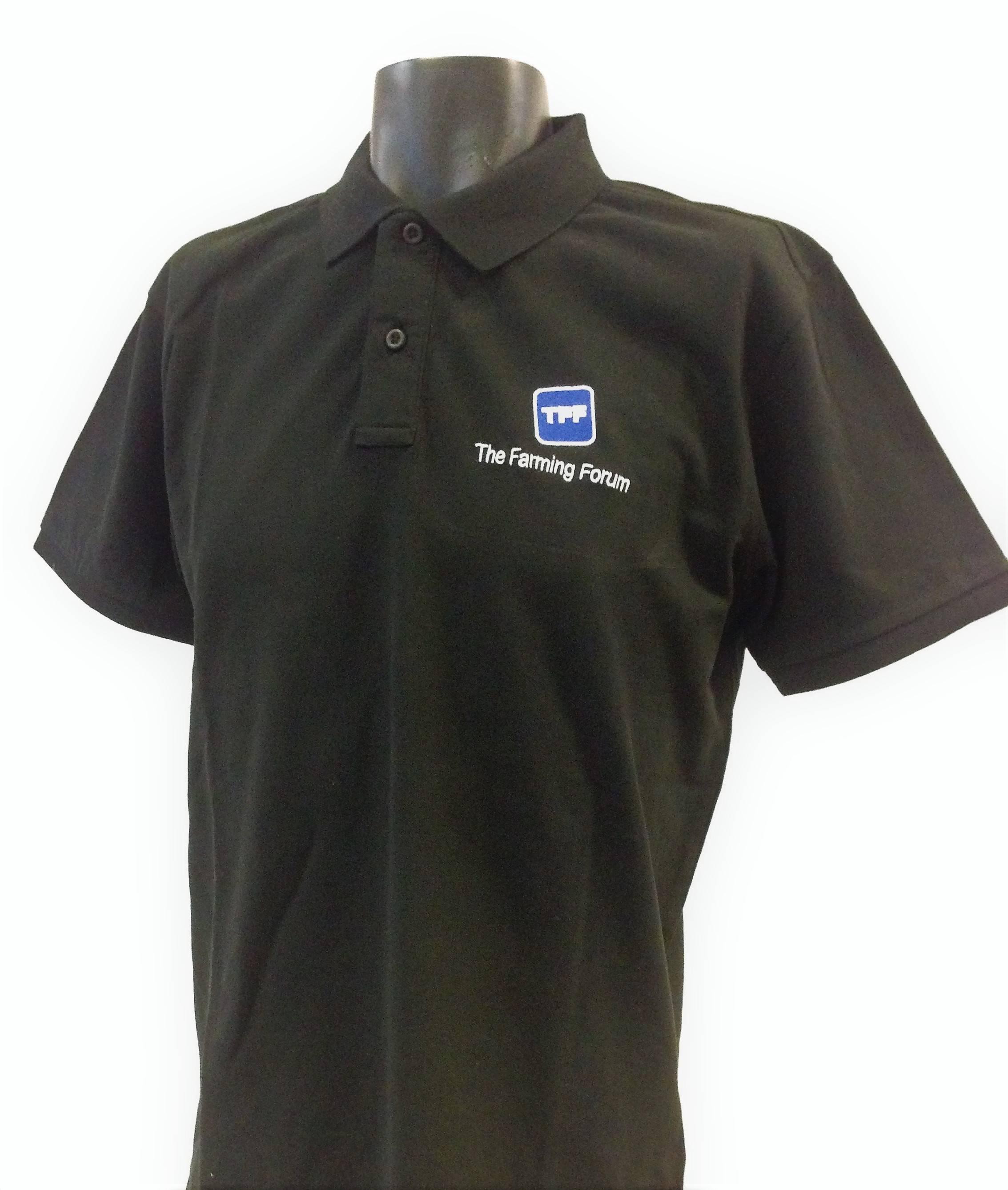 TFF Kids Polo Shirt, image