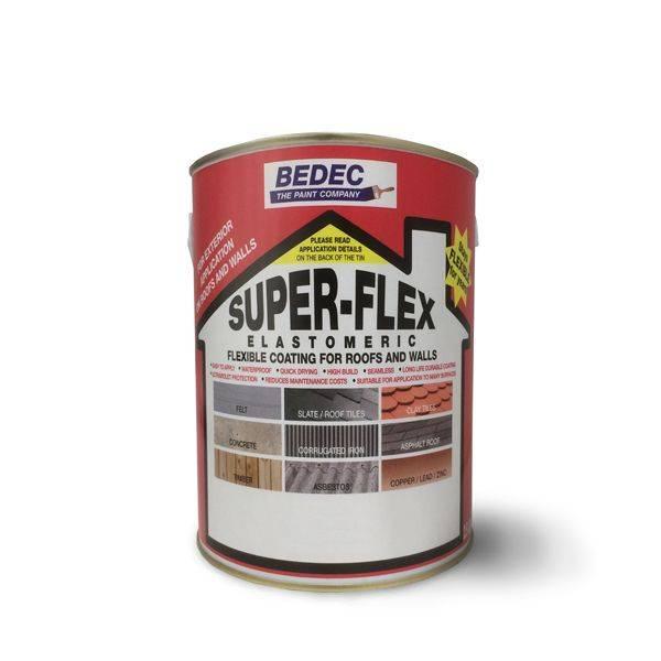 Bedec Super Flex - Flexible Roof Coating, image