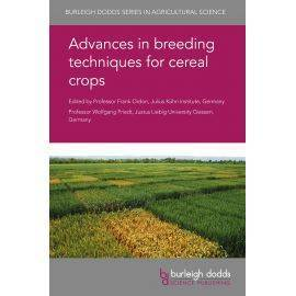 Advances in breeding techniques for cereal cr, image