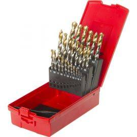 DORMER A002 HSS Jobber Twist Drill Set No. 204 - 25 Pieces - (1.0mm to 13.0mm), image