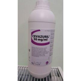 Cevazuril 50mg/ml, Oral Suspension for Piglets & Calves 250ml, POM-V, image