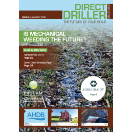 Back Issue - Direct Driller Magazine 8, image