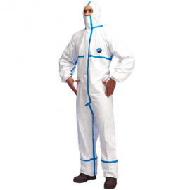 TYVEK Classic Coveralls Type 4,5,6 (X X Large), image