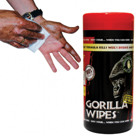 Gorilla Cleaning Wipes (Pack of 80), image