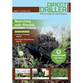 Back Issue - Direct Driller Magazine 11, image