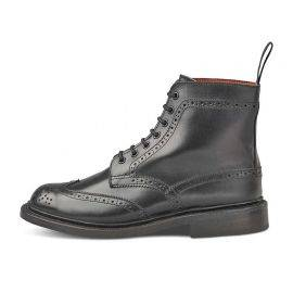 Trickers Stephy Ladies Brogue Boots, image