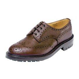 Trickers Ilkley Full Brogue 4 Eyelet Lace Boots, image