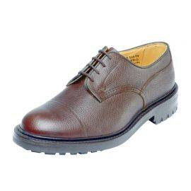Trickers Matlock 4 Eyelet Lace Shoes, image