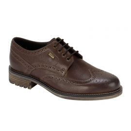 Hoggs - Connel Waterproof Brogue Shoes, image