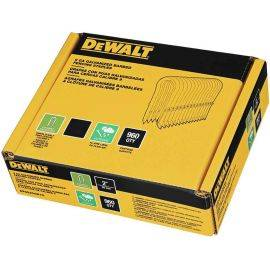 DeWALT FENCING STAPLES - 40mm, image
