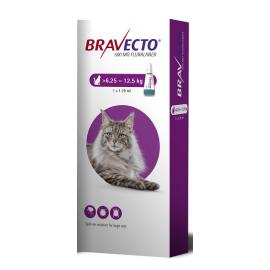 Bravecto Spot Large Cat (6.25-12.5KG) 500mg, image