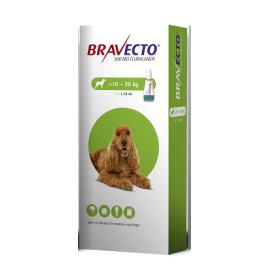Bravecto Spot On  Medium Dog (10-20kg) 500mg, image