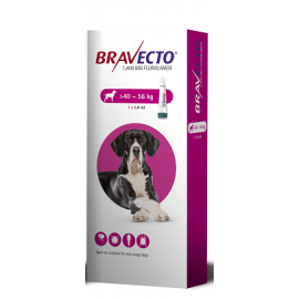 Bravecto Spot On Extra Large Dog (40-56 kg) 1400mg, image