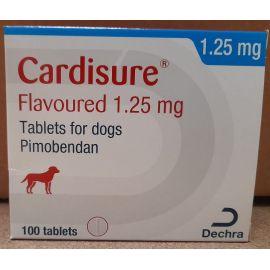Cardisure 1.25mg (100 tablets), image
