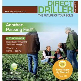 Back Issue - Direct Driller Magazine 12, image