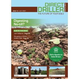 Back Issue - Direct Driller Magazine 14, image