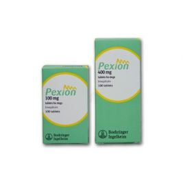 Pexion tablets for dogs 100mg (100's), image