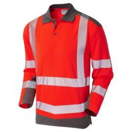 Wringcliffe ISO 20471 Class 2 Coolviz Plus Hi Vis Polo Shirt Success, image