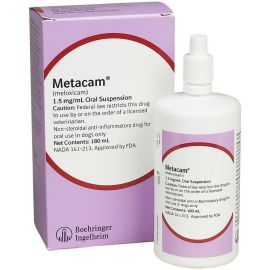 METACAM ORAL 180ml for dogs, image
