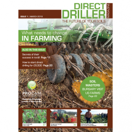 Back Issue - Direct Driller Magazine 1, image