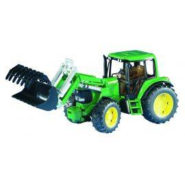 John Deere 6920 with loader 1:16, image