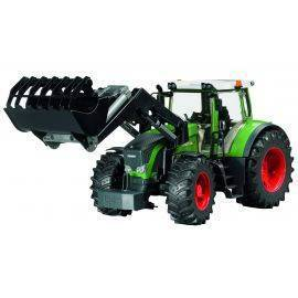 Fendt 936 Vario with loader 1:16, image