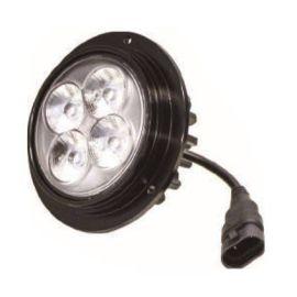 40 watt tractor bonnet LED work lights front, image
