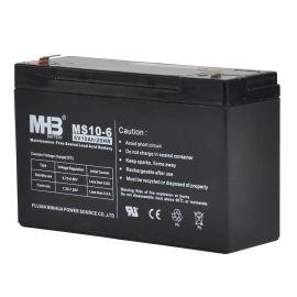 6V 10Ah Battery S40, image