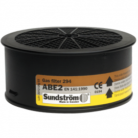 Sundstrom ABE2 Filter Organic/ Inorganic Gases & Vapours, image