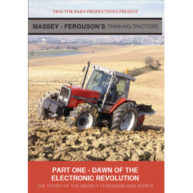 Massey Ferguson's Thinking Tractors DVD - Part One The Electronic Revolution, image