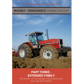 Massey Ferguson's Thinking Tractors DVD - Part Three Extended Family, image