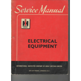 International Tractor Electrical Equipment Se, image