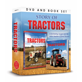 Story of Tractors DVD & Book Set, image