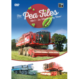 The Pea Files 2 DVD - Six Wheels On My Viner, image