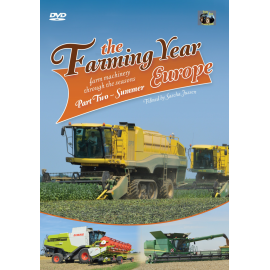 The Farming Year - Europe Part Two Summer DVD, image