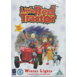 Little Red Tractor DVD - Winter Lights, image