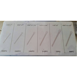 Assorted Split Pins Imperial (1000), image