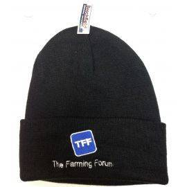 TFF Beanie Hat Roll UP, image