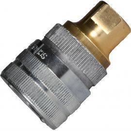 SCHRADER HEAVY DUTY COUPLINGS68 SERIES 1/4 BSPP FEMALE, image