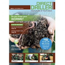 Back Issue - Direct Driller Magazine 3, image