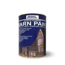 Bedec Barn Paint - Semi Gloss, image