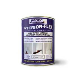 Bedec Interior Flex Elastomeric Emulsion Pain, image